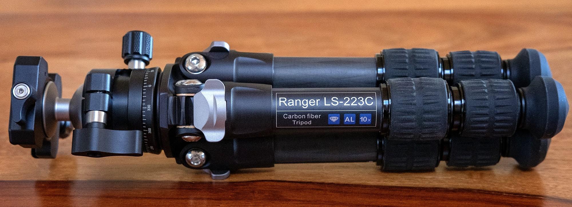 Leofoto LS-223C Mini Tripod Review